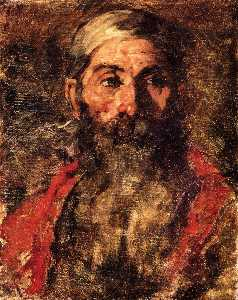 Frank Duveneck - The Old Philosopher