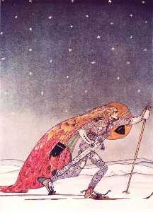 Kay Rasmus Nielsen - The Man Gave Him a Pair o..
