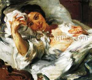Lovis Corinth (Franz Hein.. - Morning Sun