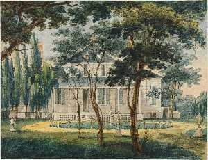Pavel Petrovich Svinin - A Country Residence, Poss..