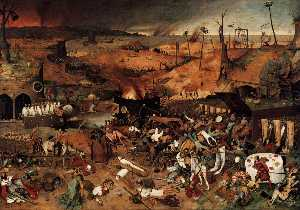 Pieter Bruegel The Younge.. - The Triumph of Death