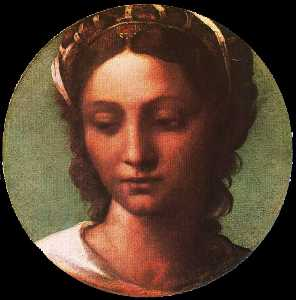 Sebastiano Del Piombo - Female head