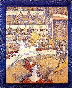 Georges Pierre Seurat - The Circus