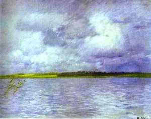 Isaak Ilyich Levitan - Cloudy Day