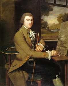 Ralph Earl - Colonel William Taylor