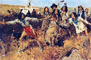 William Gilbert Gaul - Ghost Dance
