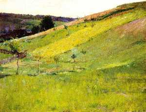 Guy Orlando Rose - Giverny Hillside