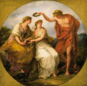 Angelica Kauffman (Maria .. - Beauty Directed by Pruden..
