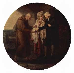 Angelica Kauffman (Maria .. - The monk from Calais