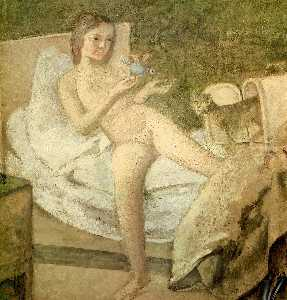 Balthus (Balthasar Klossowski) - Getting Up