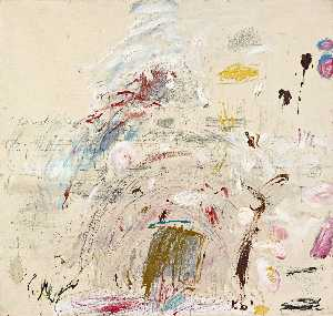 Cy Twombly - School of Athens