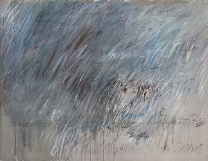 Cy Twombly - Untitled (23)