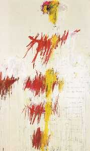 Cy Twombly - Quattro Stagioni. Primave..