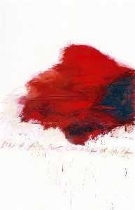 Cy Twombly - Fifty Days at Iliam. The ..