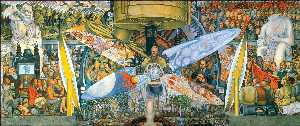 Diego Rivera - Man at the Crossroads/Man..