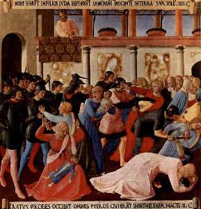 Fra Angelico - Massacre of the Innocents
