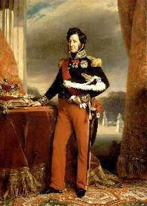 Franz Xaver Winterhalter - Louis-Philippe I, King of France