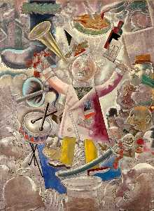George Grosz - The Agitator