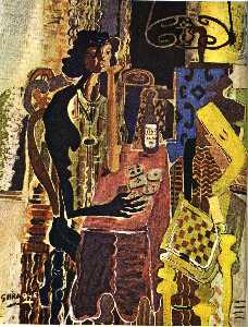 Georges Braque - The Patience
