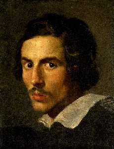 Gian Lorenzo Bernini - Self Portrait as a Young ..