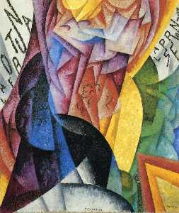Gino Severini - Dancer + Sea + Equals Sai..