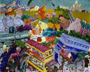 Gino Severini - Memories of Travel