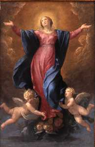 Reni Guido (Le Guide) - Assumption of the Virgin