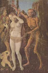 Hans Baldung - An Allegory of Death and ..