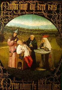 Hieronymus Bosch - The Stone Operation / The..