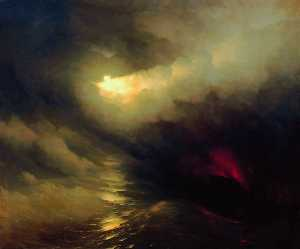 Ivan Aivazovsky - Creation of the World