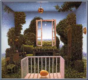 Jacek Yerka - Twilight In The Nursery