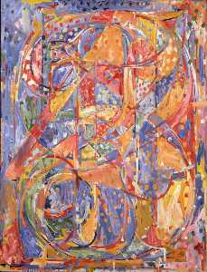 Jasper Johns - 0 through 9
