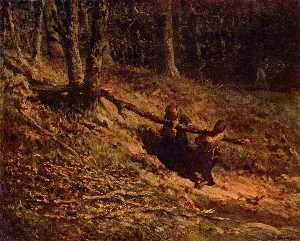 Jean-François Millet - Brushwood collectors