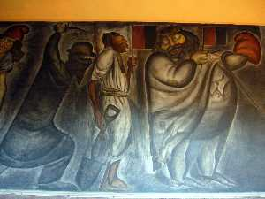Jose Clemente Orozco - The Poor