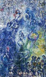 Marc Chagall - Dance