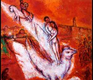 Marc Chagall - Song of Songs