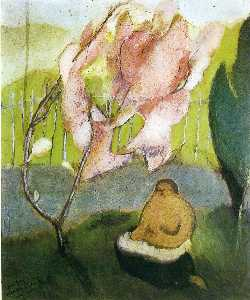 Marcel Duchamp - Japanese Apple Tree