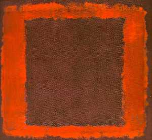 Mark Rothko (Marcus Rothk.. - Untitled Mural for End Wa..