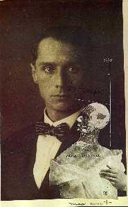 Max Ernst - Punching Ball or the Immo..