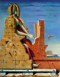 Max Ernst - Saint Cecilia (Invisible ..