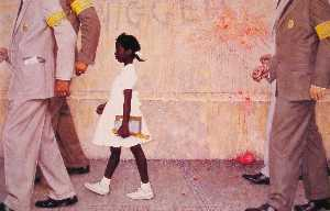 Norman Rockwell - The problem we all live w..