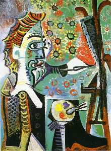 Pablo Picasso - An artist