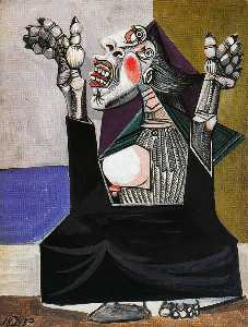 Pablo Picasso - The Imploring