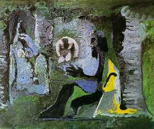 Pablo Picasso - The Luncheon on the Grass