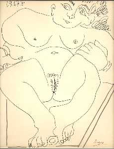 Pablo Picasso - Untitled (53)
