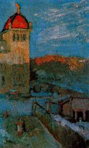 Pablo Picasso - Palace of Arts, Barcelona