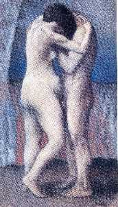 Pablo Picasso - The Embrace