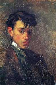 Pablo Picasso - Self-Portrait (11)