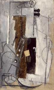 Pablo Picasso - Clarinet and Violin