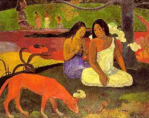 Paul Gauguin - Arearea I